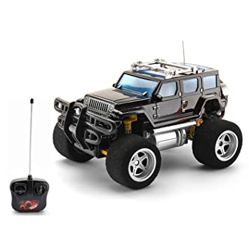 remote control truck 4 ch rc cars for kidsoff road vehicleblack