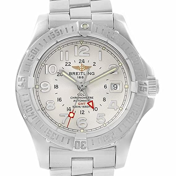 Breitling Colt automatic-self-wind Womens Watch a32350 (Certificado) de segunda mano: Breitling: Amazon.es: Relojes