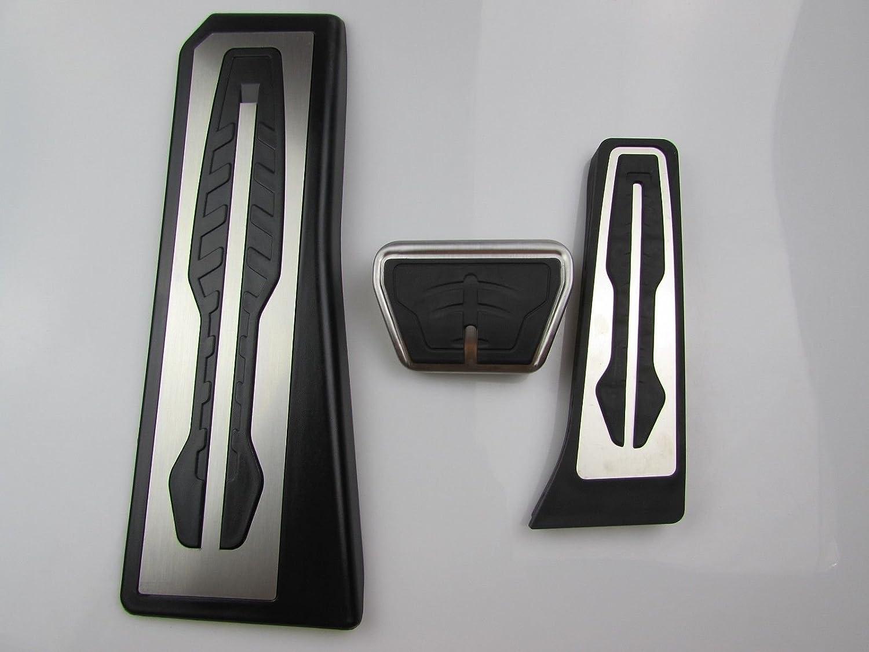 3pcs/set Automatic Fuel Brake Foot Rest Pedal ICTRONIX