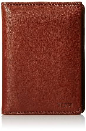 138b0d19ce2a Amazon.com  TUMI Men s Chambers L-Fold RFID Blocking ID Wallet