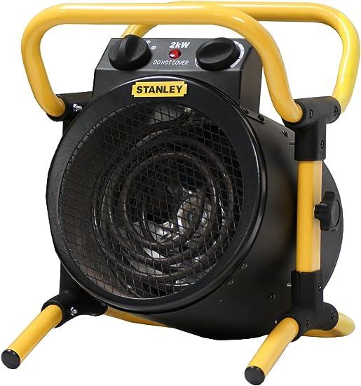 Enchufe de la EU Stanley Calefactor termoventilador el/éctrico ST-52-241-E