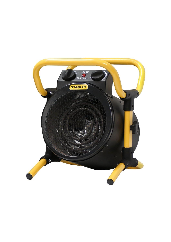 Stanley ST-02-230-E Calentador el/éctrico industrial//turbo