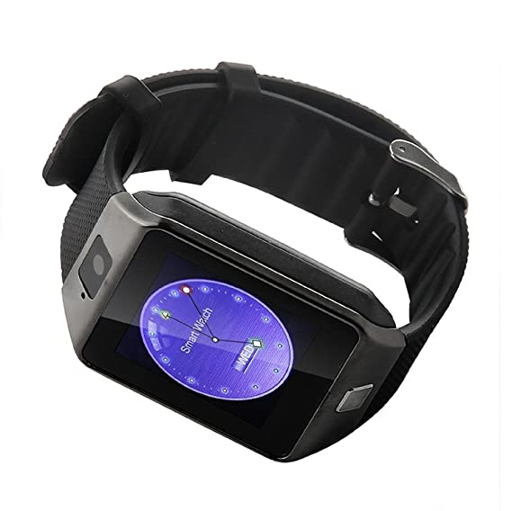 Penvi Bluetooth Inteligente Reloj DZ09, Smartwatch gsm SIM ...