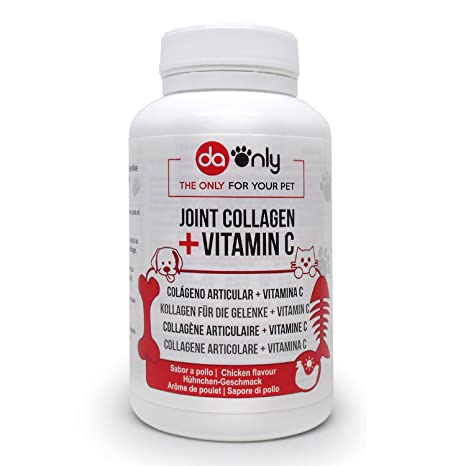 DAONLY Antiinflamatorio para perros sabor a pollo, alternativa ...