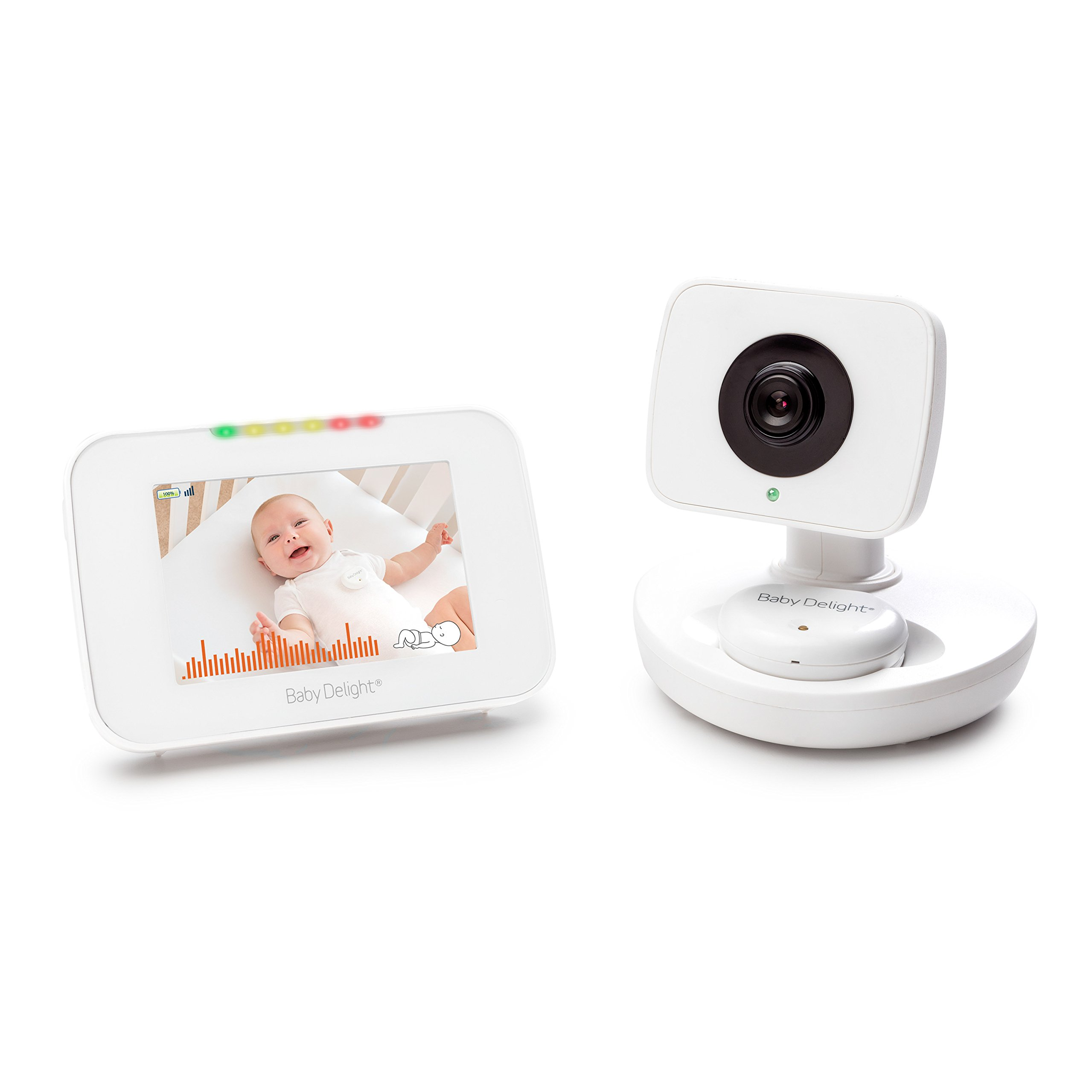 10 Best Video Baby Monitors with Smartphone App 2018