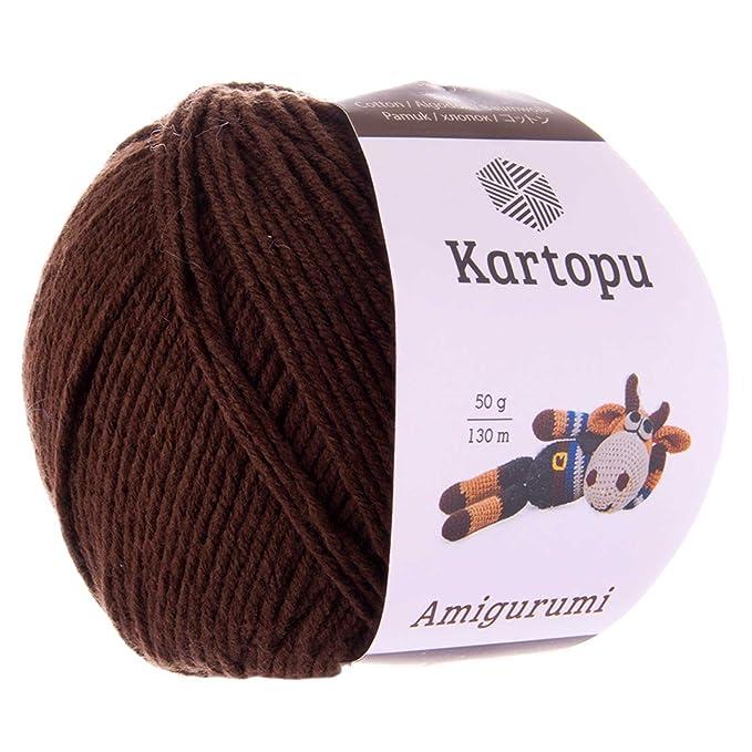 Пряжа Kartopu Amigurumi K010 ( Картопу Амигуруми ) для вязания ... | 679x679