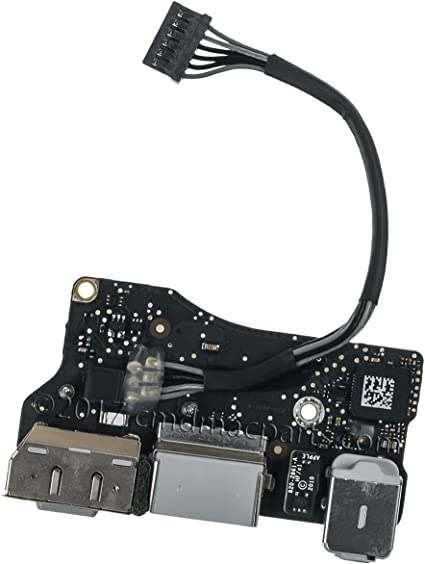Late 2010 w//USB, Audio, DC-in Ports Replacement for MacBook Air 11 A1370 I//O Board Odyson