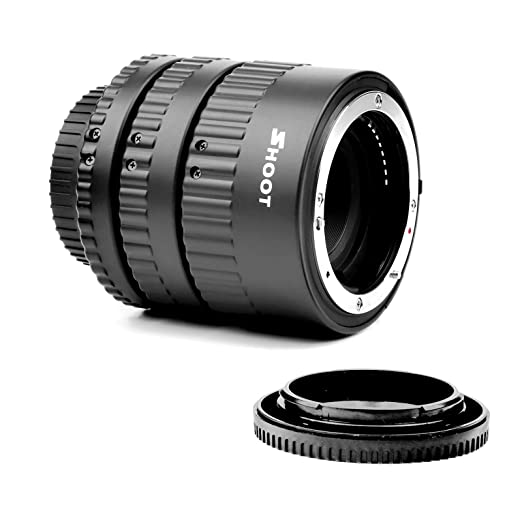 Review Shoot Extension Tube Set