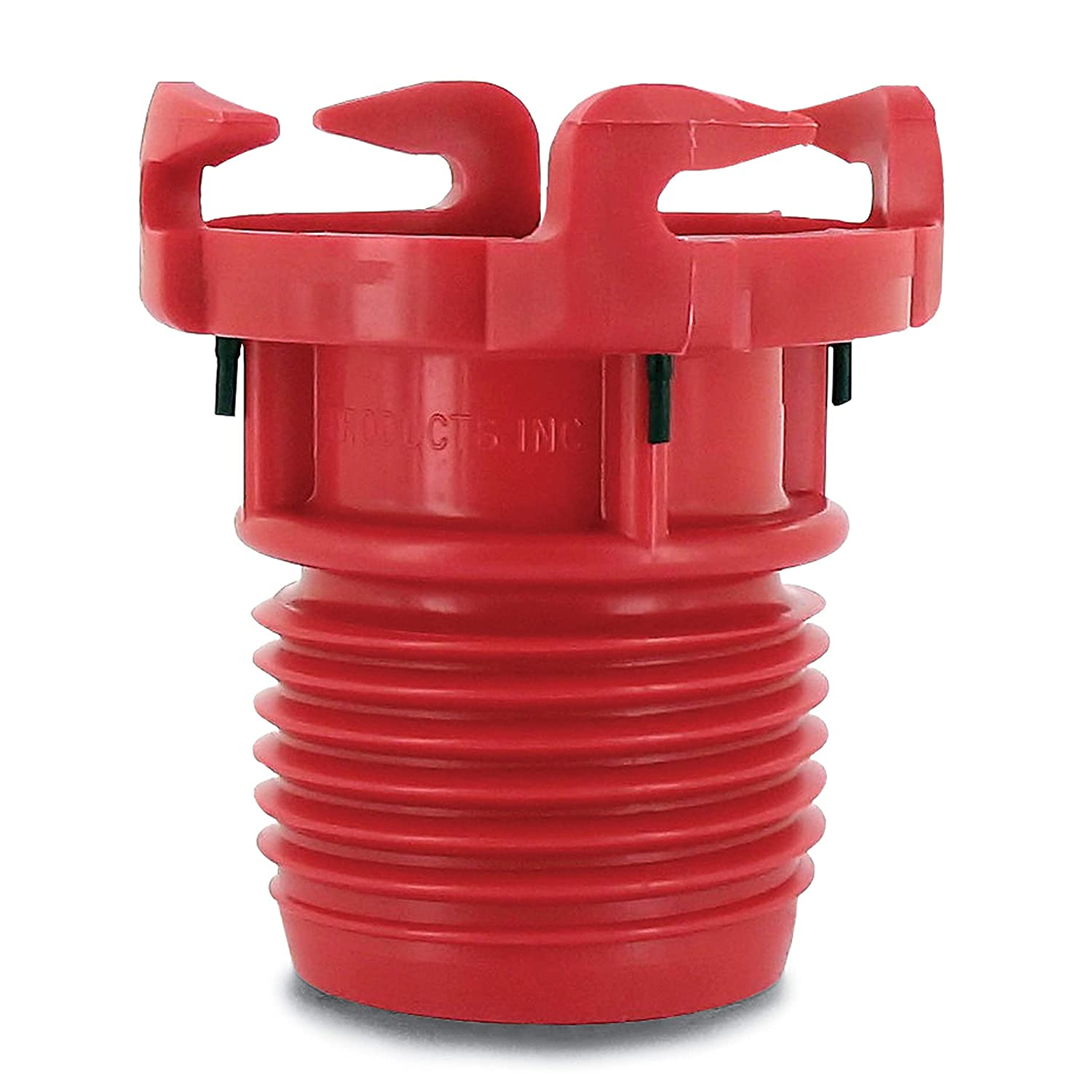 Valterra F02-3101 Red Bulk EZ Coupler Valve Adapter 25510810