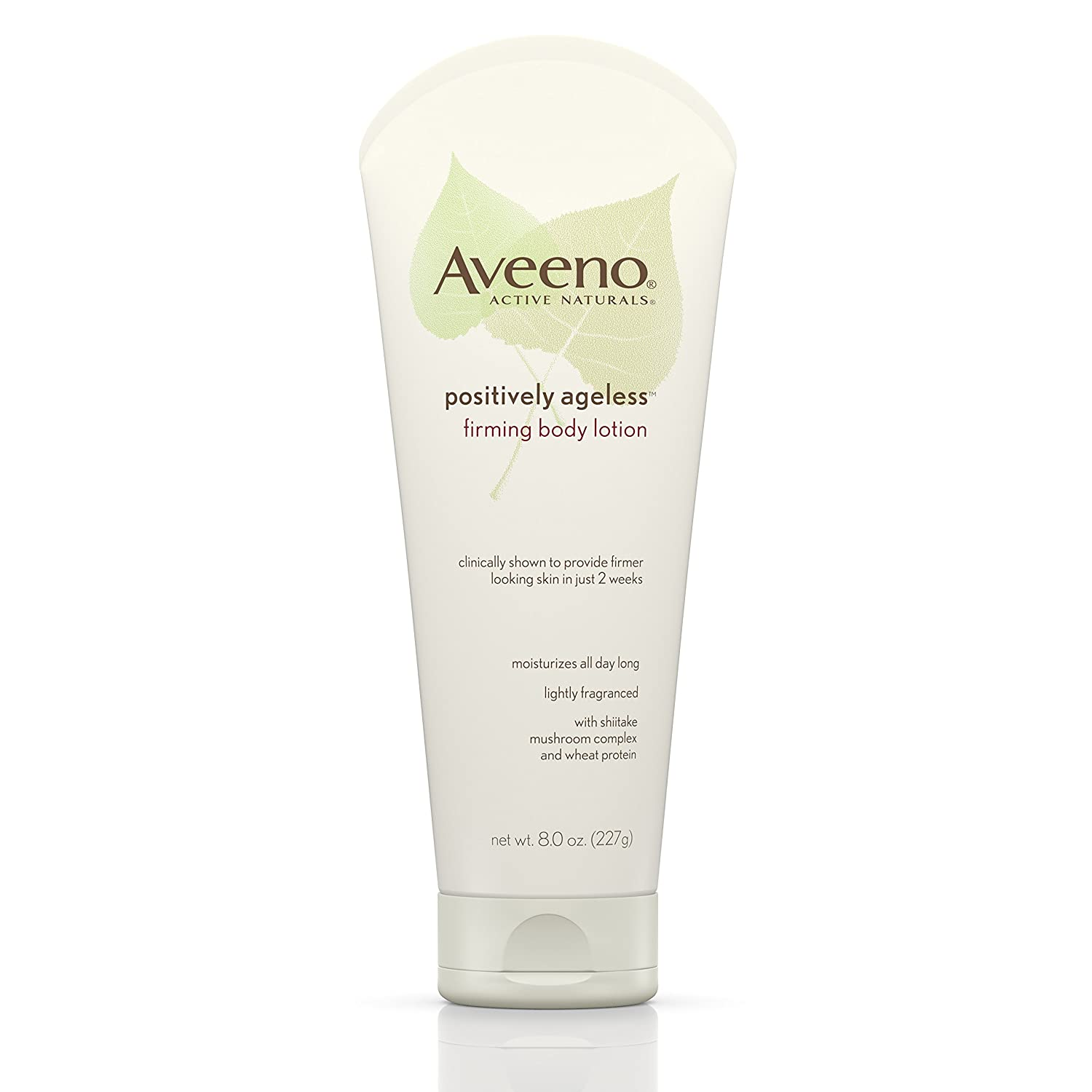 Aveeno Body Moisture Positively Ageless Firming Body Lotion, 8-Ounce (Pack of 2) 381371010776