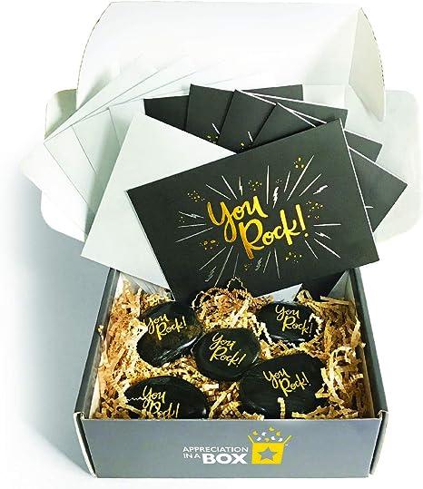 Amazon.com: Apreciation - Tarjeta de agradecimiento en caja ...