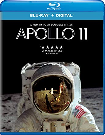 Amazon com: Apollo 11 (2019) [Blu-ray]: Todd Douglas Miller