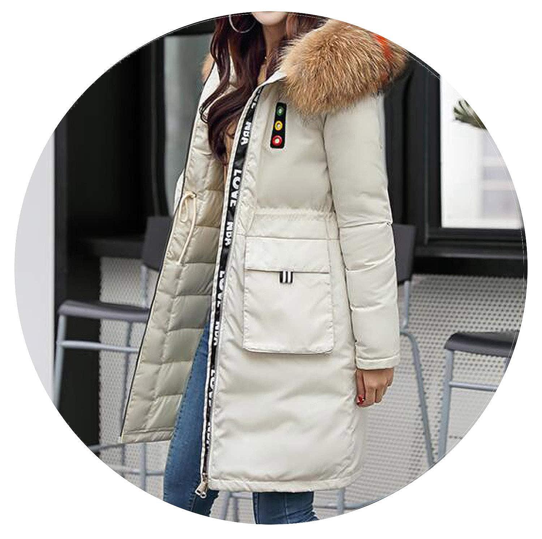 Barry-Home 2019 Winter Coat Women New Slim Women Parka Jacket Hooded Female Cotton Clothing