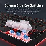 Redragon K552 Mechanical Gaming Keyboard 87 Keys