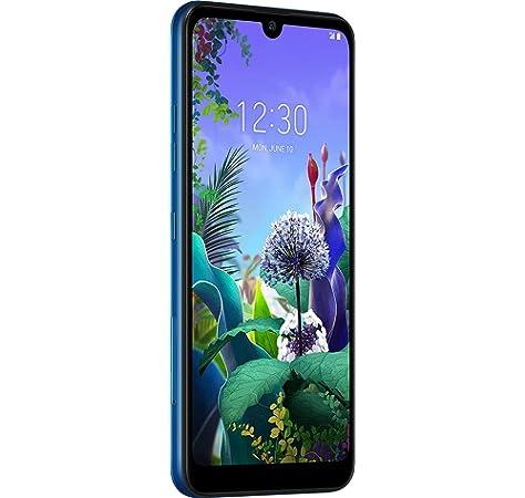 LG Q60 Smartphone - 64GB - 3GB RAM - Dual Sim - Moroccan Blue: Lg ...