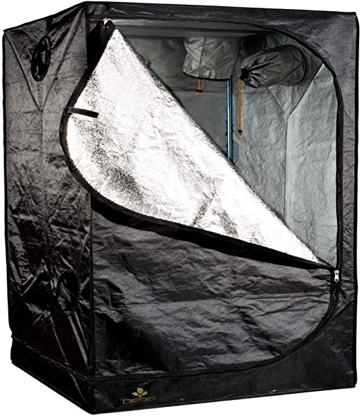 Armario de Cultivo Secret Jardin Dark Room 90x90x185cm (DR90 V2.5): Amazon.es: Hogar