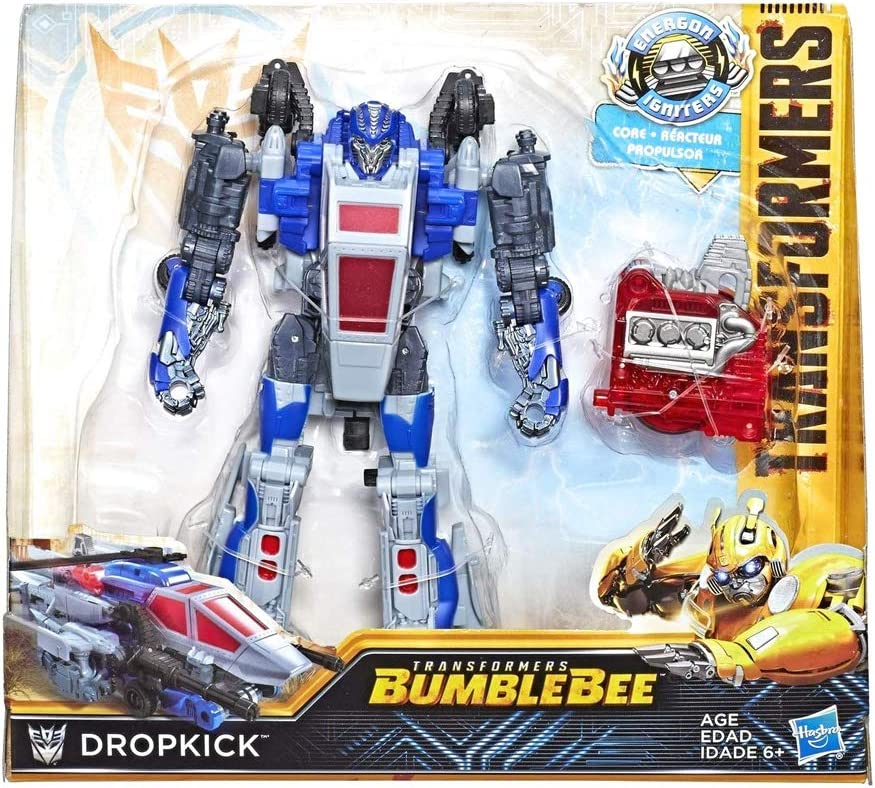 Sélection Hasbro-Transformers Movie 6 Energon Igniters Speed Personnage-Bumblebee