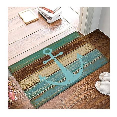Amazon Com Karola Doormat Indoor Kitchen Decor Rug Mat Rubber Non
