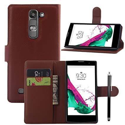 Amazon.com: Owbb PU leather case protective cover Flip Cover ...