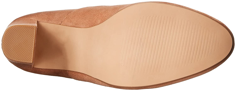 Steve Madden Women's Brisk B(M) Ankle Bootie B01L06HX2U 7.5 B(M) Brisk US|Camel b89912