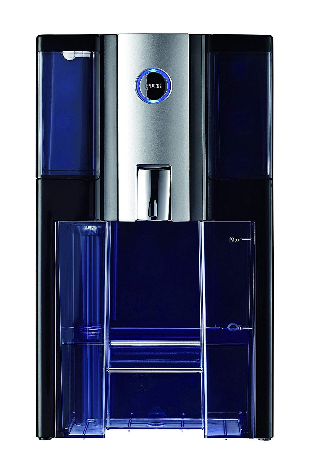 Zero Installation Purifier Countertop Reverse Osmosis Water Filter with Patented High Capacity 4 Stage Technology - Superior Taste, Purity, and Alkaline pH | No Installation or Assembly Required by PuricomUSA