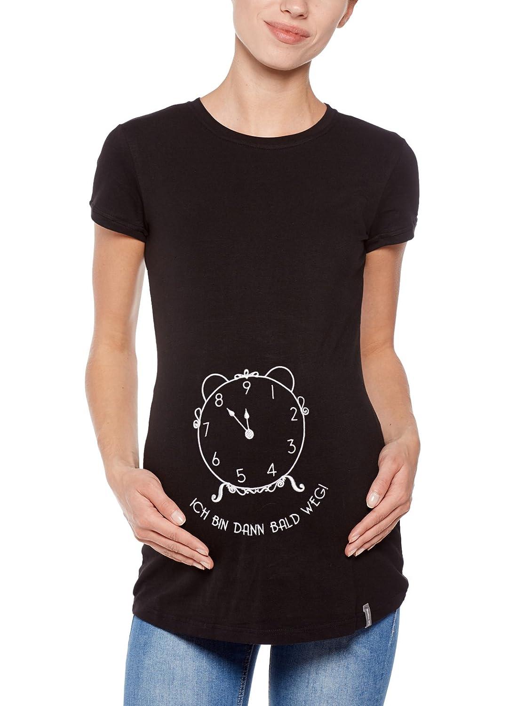 Be! Mama lustige Umstandsmode Schwangerschaftsshirt/T-Shirt, FARBAUSWAHL