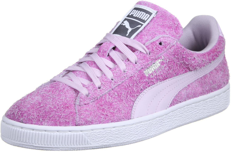 Puma Suede Elemental W Schuhe  37.5 EU|Pink