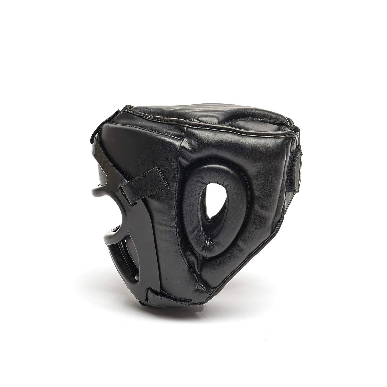 Casco Leone Plastic Pad con Grata Trasparente Removibile