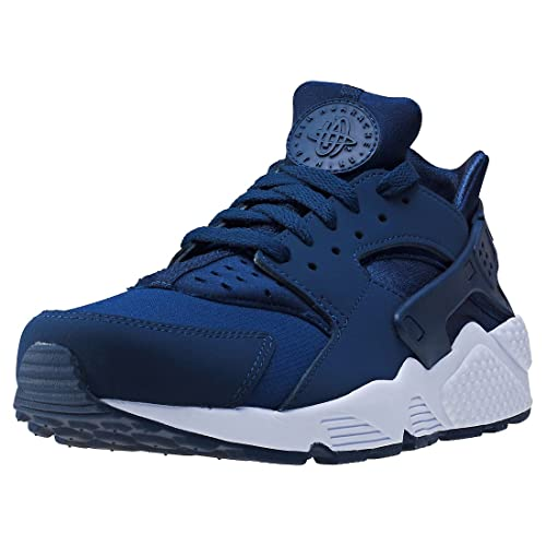 NikeNike Air Huarache - 318429412 - Sandalias con cuña Hombre, Color Azul, Talla 47.5 EU: Amazon.es: Zapatos y complementos