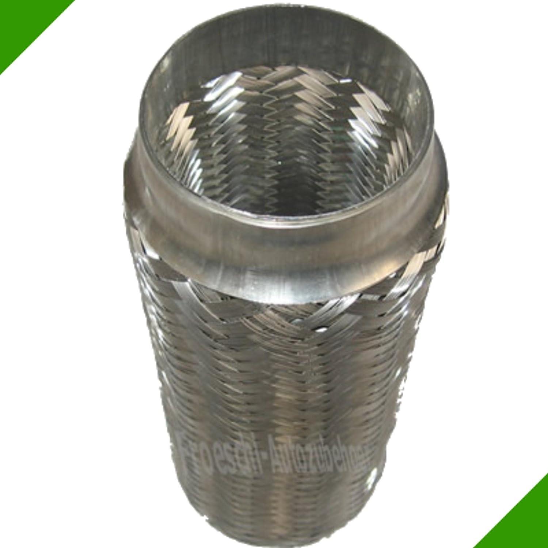/Ø 75x250 mm Flexrohr flexibles Rohr Abgasrohr Wellrohr Auspuffrohr