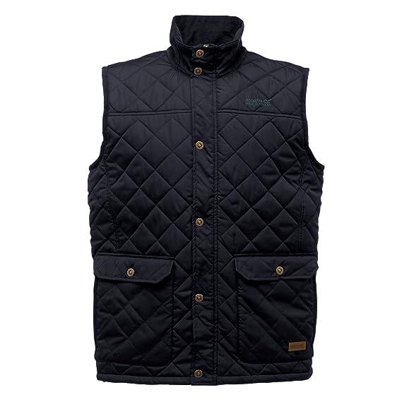 a3cefc44f41 Regatta Mens Black Rigby Ii B W M  Amazon.co.uk  Clothing
