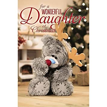 Me to you tatty teddy 3d holographic card mum and dad christmas me to you tatty teddy 3d holographic card mum and dad christmas card carte blanche greetings ltd m4hsunfo