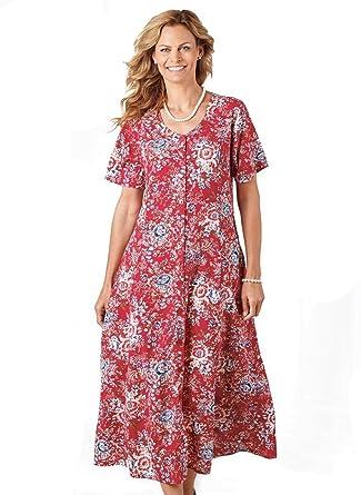 5ec94313ed7 AmeriMark Rayon Challis Dress at Amazon Women s Clothing store