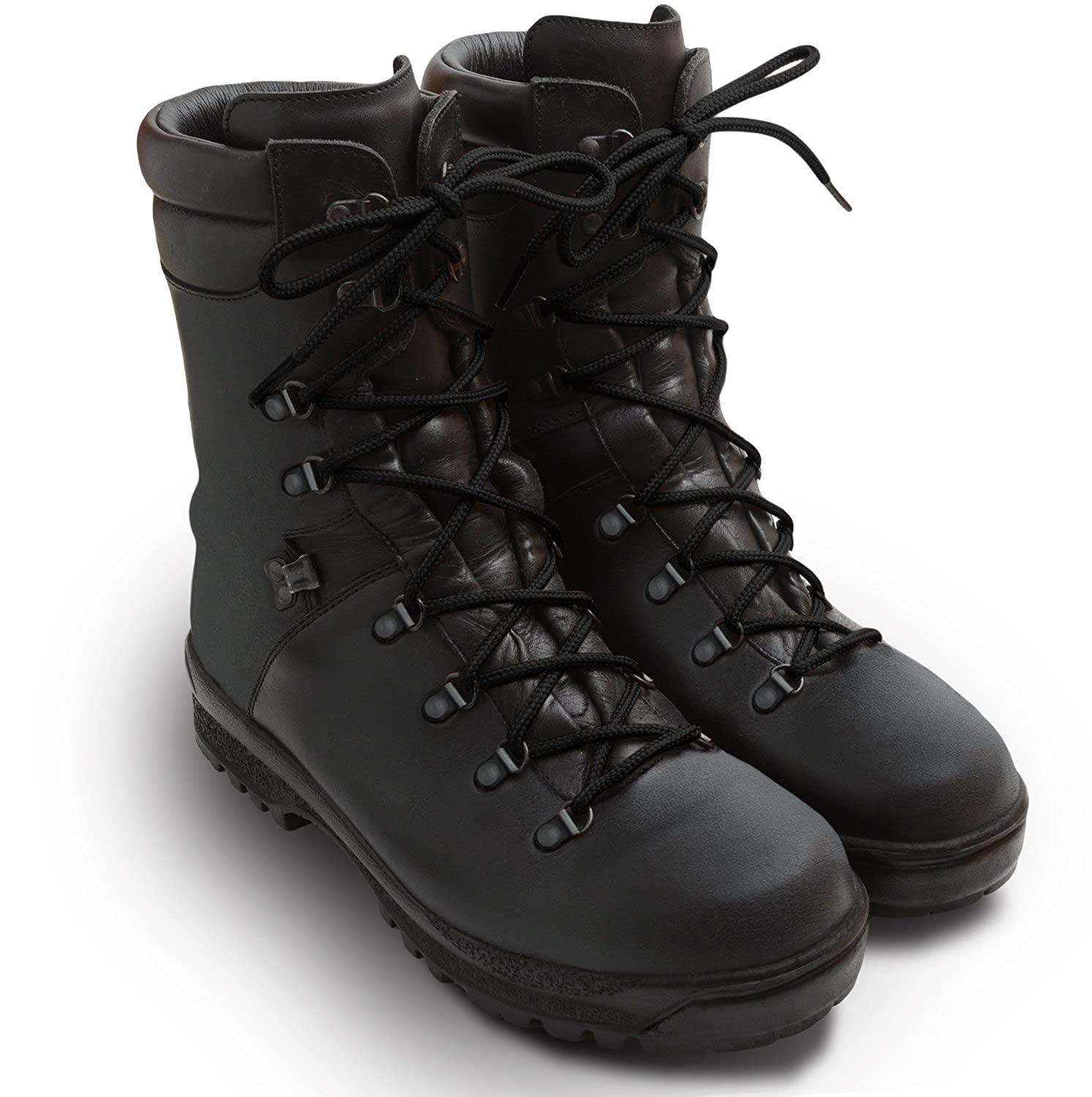 Heavy Duty and Durable Shoelaces for Boots Miscly Round Boot Laces Work Boots /& Hiking Shoes 1 Pair