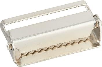Dritz 203 Suspender Slides (2 Pack), Silver