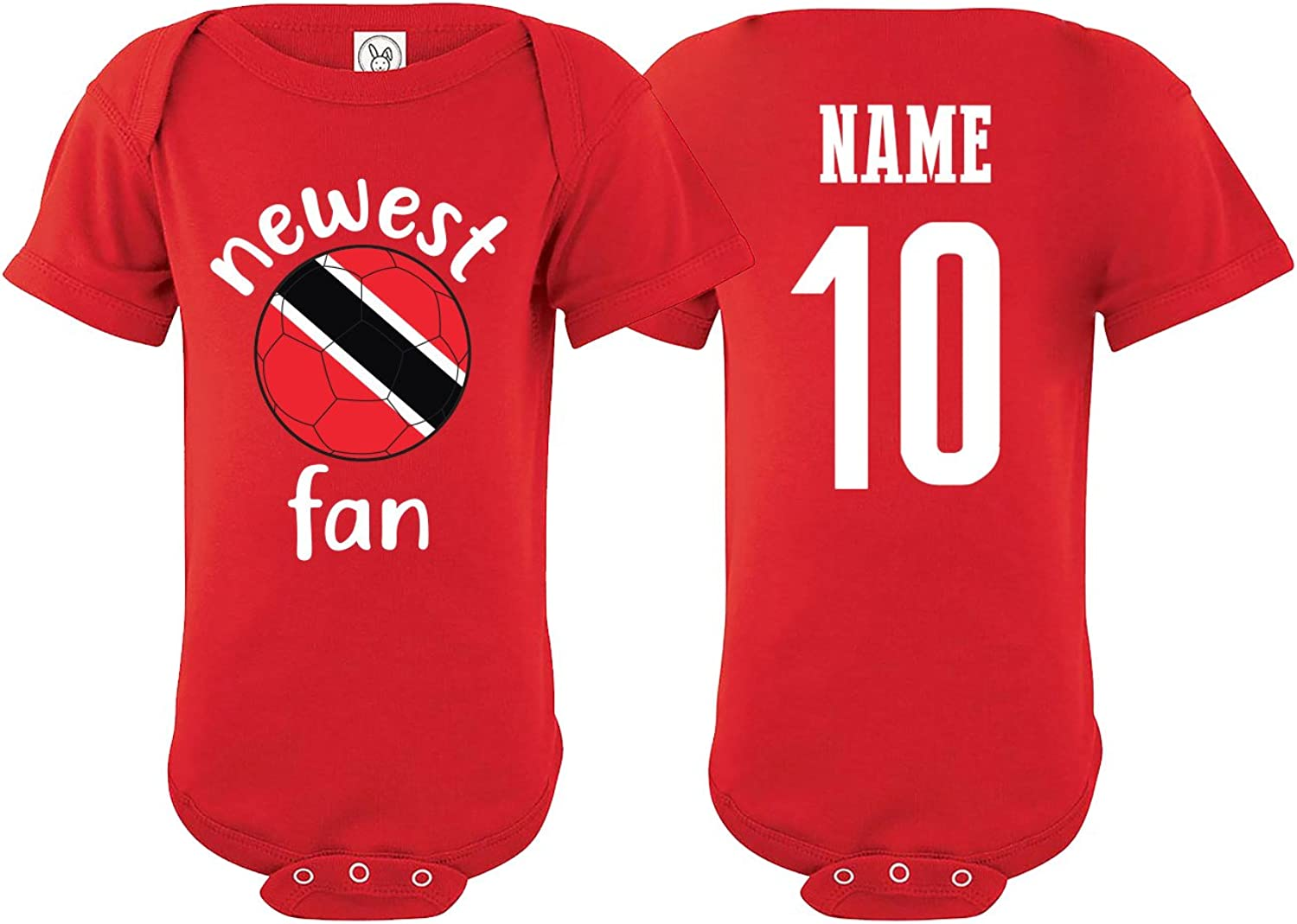Honduras Bodysuit Add your Name and Number Infant Clothing  Newest Fan Bodysuit Soccer Baby Outfit  Girls Boys T shirt Tee National Team