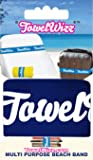 Towelwizz Multi Purpose Beach Band NAVY BLUE