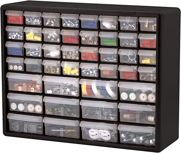 Multidrawer craft cabinet