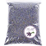 TooGet Fragrant Lavender Buds Organic Dried Flowers Wholesale, Ultra Blue Grade - 1 Pound