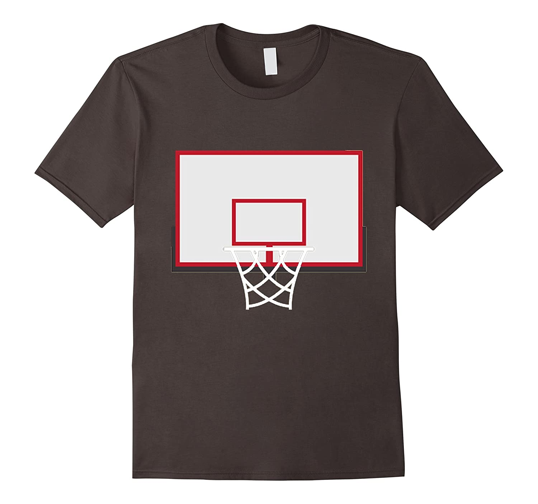 Basketball Backboard With Hoop Costume Shirt Rim Dunks-FL  sc 1 st  Sunflowershirt & Basketball Backboard With Hoop Costume Shirt Rim Dunks-FL ...
