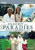 Flucht ins Paradies / Der komplette Abenteuer-Dreiteiler mit Starbesetzung (Pidax Serien-Klassiker) [2 DVDs]
