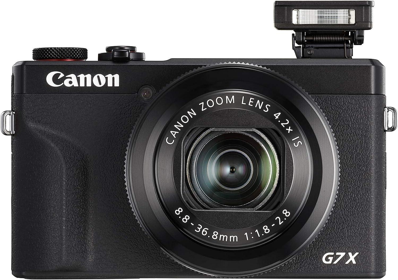 Canon PowerShot G7X Mark III (Best Camera For Youtube Vlogging)