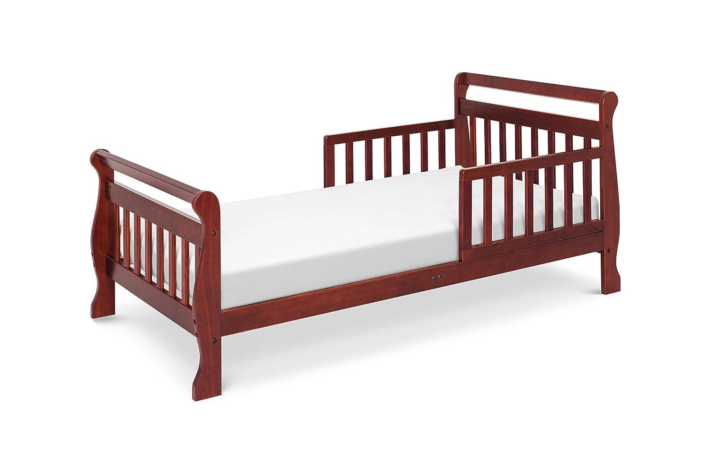 DaVinci Sleigh Toddler Bed, Rich Cherry M2990C