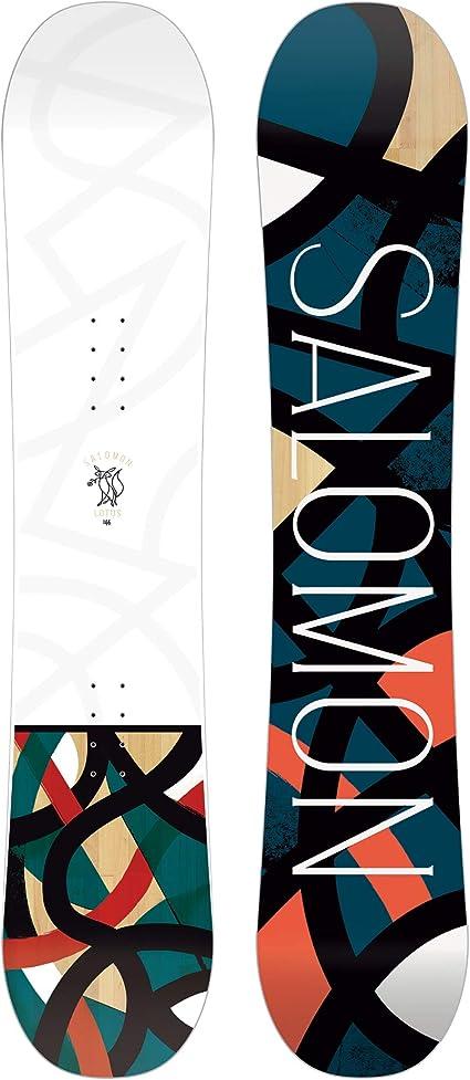 : Salomon Lotus Snowboard Womens : Sports & Outdoors