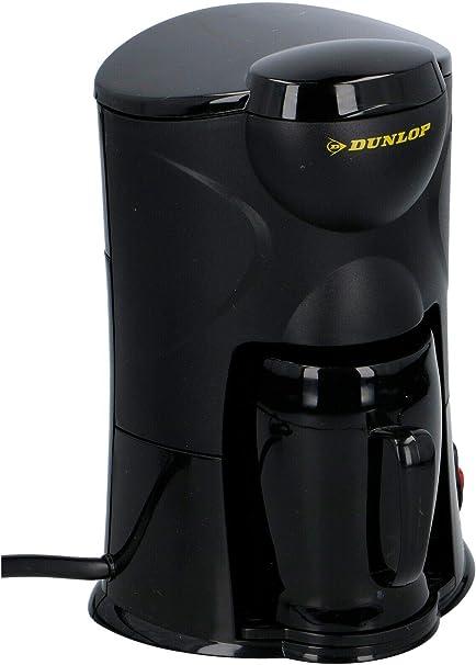 Dunlop - Cafetera automática con Filtro (170 W, 12 V): Amazon.es: Coche y moto