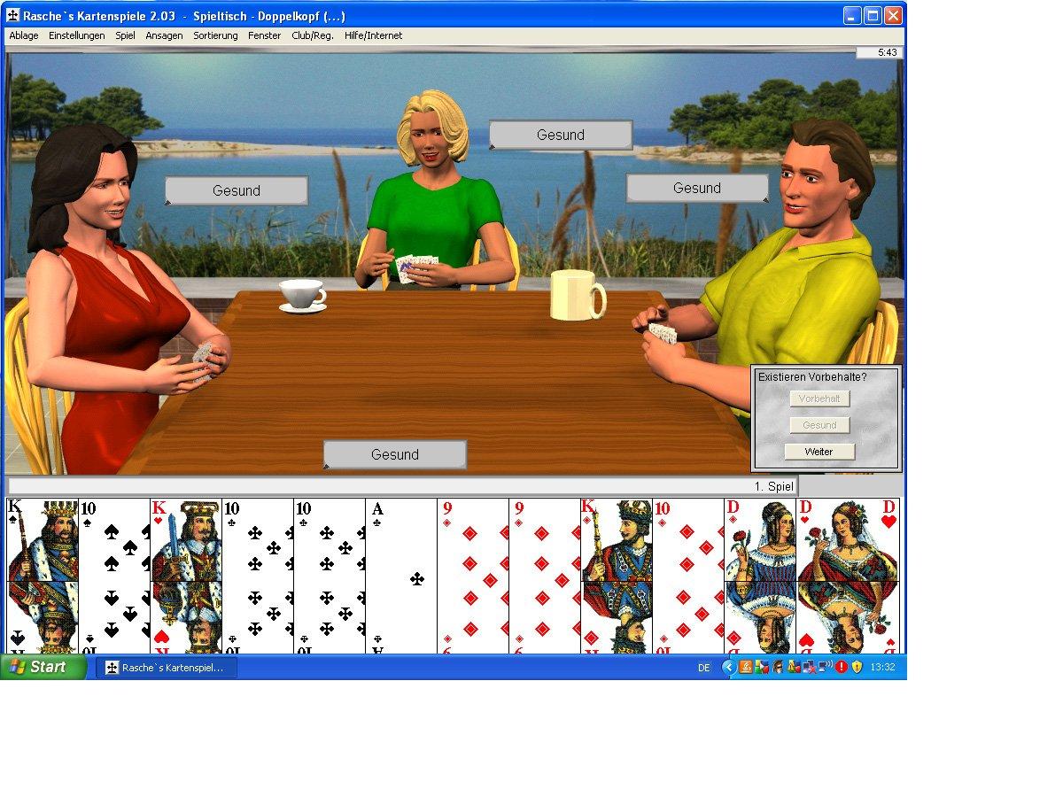CHIP - Doppelkopf 3 - [PC/Mac]: Amazon.de: Games
