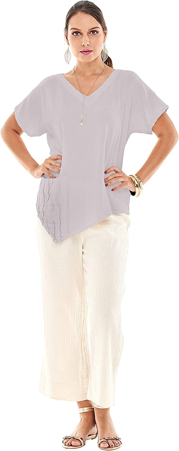 Oh My Gauze Women's Polly Blouse