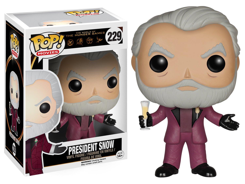 Funko 6188 Pop Vinyl 229 President Snow The Hunger Games 10 cm