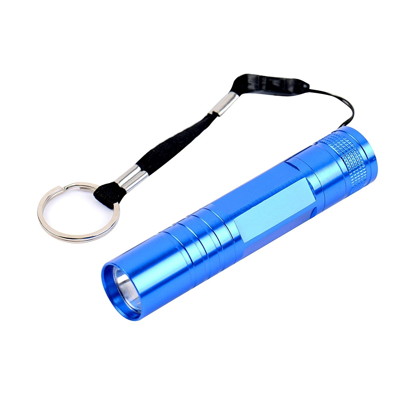 2-TECH 2 SMD LED torch-tech 9, 5 cm Length Blue SportsCentre 1307