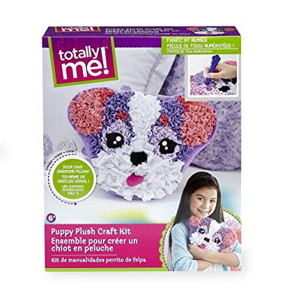Totally Me! Puppy Plush Craft Pillow Kit